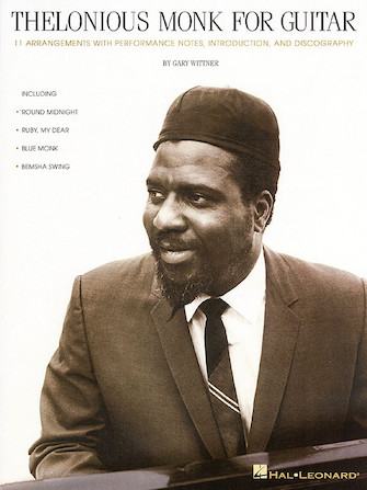 Product Cover for Thelonious Monk for Guitar