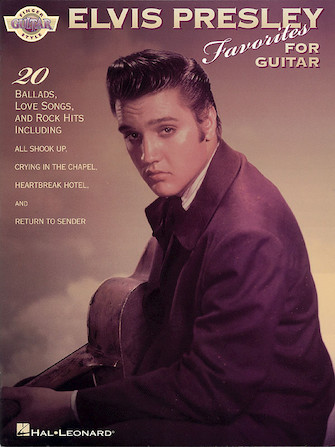 Product Cover for Elvis Presley for Fingerstyle Guitar