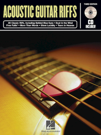 Product Cover for Acoustic Guitar Riffs – Third Edition
