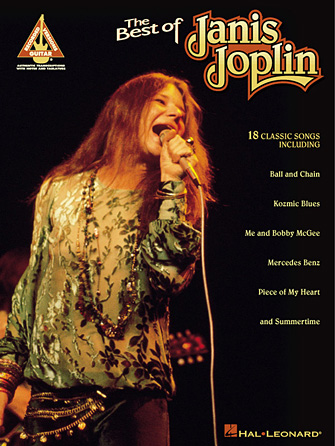Product Cover for The Best of Janis Joplin