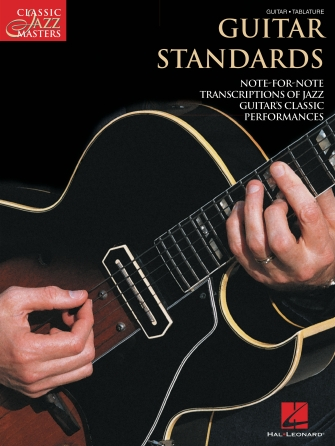 Product Cover for Guitar Standards
