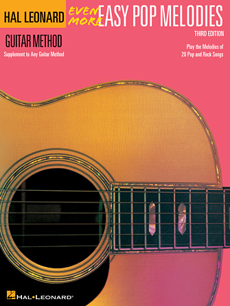 Product Cover for Even More Easy Pop Melodies – Third Edition