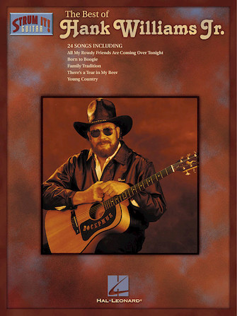 Product Cover for The Best of Hank Williams Jr.