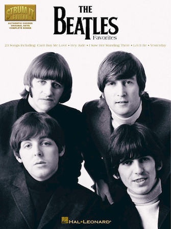 Product Cover for The Beatles Favorites