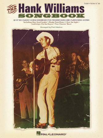 Product Cover for The Hank Williams Songbook