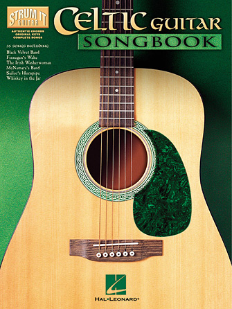Product Cover for Celtic Guitar Songbook