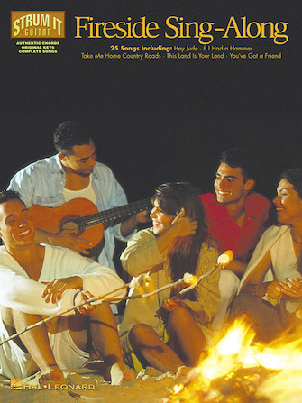 Product Cover for Fireside Sing-Along