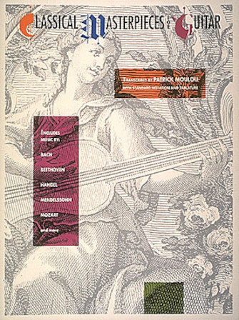 Product Cover for Classical Masterpieces for Guitar