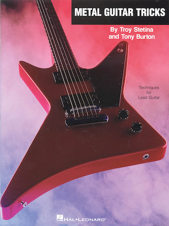Product Cover for Heavy Metal Guitar Tricks