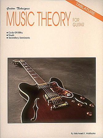 Product Cover for Music Theory for Guitar