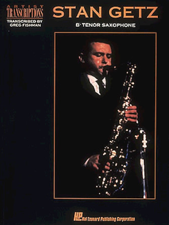 Product Cover for Stan Getz – Bb Tenor Saxophone