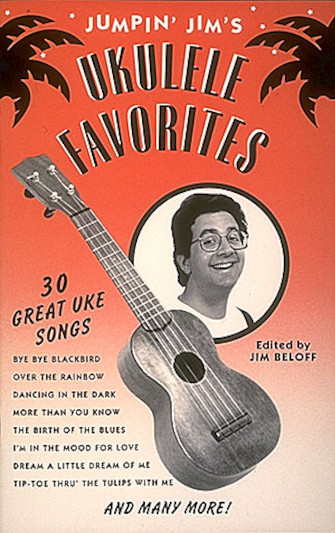 Product Cover for Jumpin' Jim's Ukulele Favorites