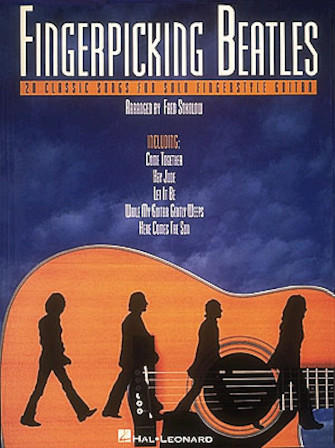 Product Cover for Fingerpicking Beatles