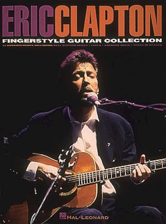 Eric Clapton Fingerstyle Guitar Collection Hal Leonard Online