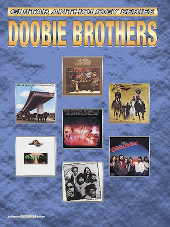 Product Cover for Doobie Brothers – The Guitar Collection
