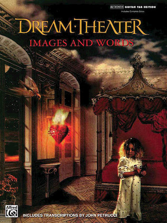 Product Cover for Dream Theater – Images and Words