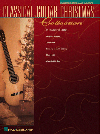 Product Cover for Classical Guitar Christmas Collection