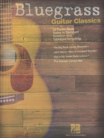 Product Cover for Bluegrass Guitar Classics