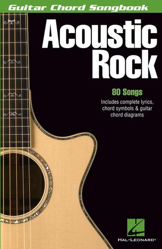 Product Cover for Acoustic Rock