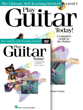 Product Cover for Play Guitar Today! Beginner's Pack