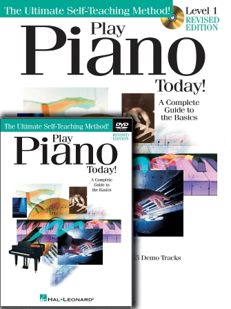 Product Cover for Play Piano Today! Beginner's Pack – Revised Edition