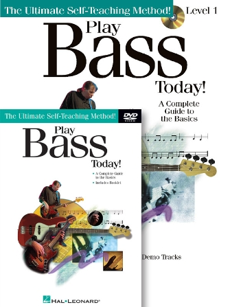 Product Cover for Play Bass Today! Beginner's Pack