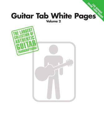 Product Cover for Guitar Tab White Pages, Volume 2