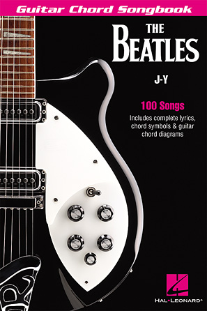 Product Cover for The Beatles Guitar Chord Songbook