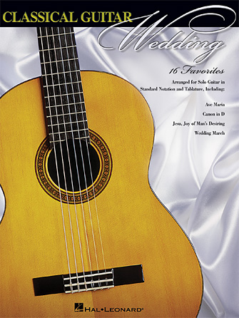 Product Cover for Classical Guitar Wedding