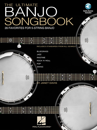 Product Cover for The Ultimate Banjo Songbook