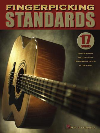 Product Cover for Fingerpicking Standards