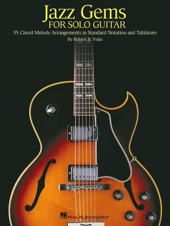 Product Cover for Jazz Gems for Solo Guitar