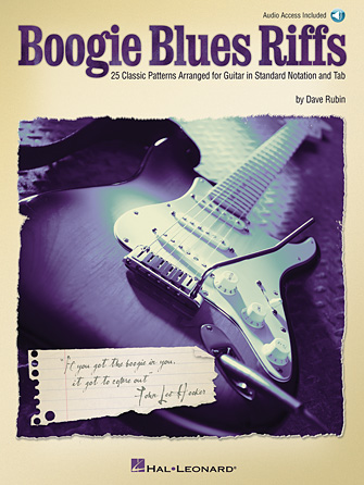 Product Cover for Boogie Blues Riffs