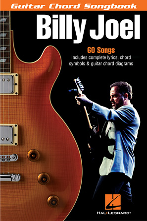 Product Cover for Billy Joel – Guitar Chord Songbook