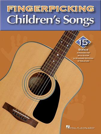 Product Cover for Fingerpicking Children's Songs