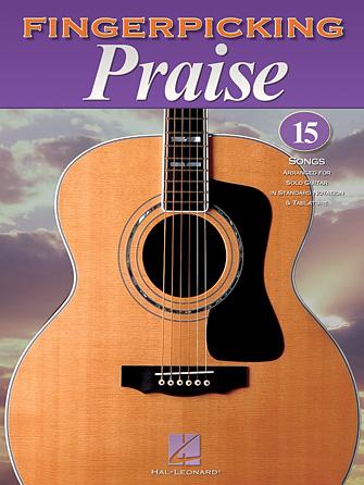Product Cover for Fingerpicking Praise