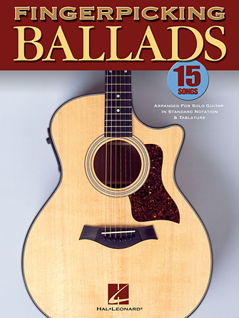 Product Cover for Fingerpicking Ballads