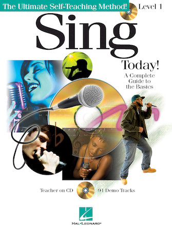 Product Cover for Sing Today! – Level 1