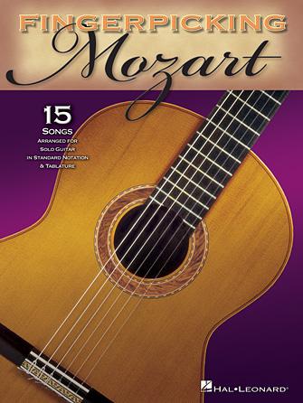 Product Cover for Fingerpicking Mozart
