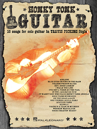 Product Cover for Honky Tonk Guitar