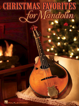 Product Cover for Christmas Favorites for Mandolin