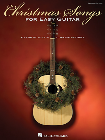 Product Cover for Christmas Songs for Easy Guitar