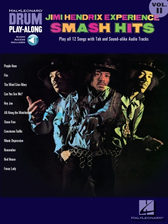 Product Cover for Jimi Hendrix Experience – Smash Hits