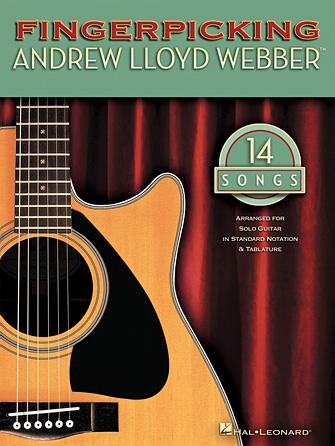 Product Cover for Fingerpicking Andrew Lloyd Webber