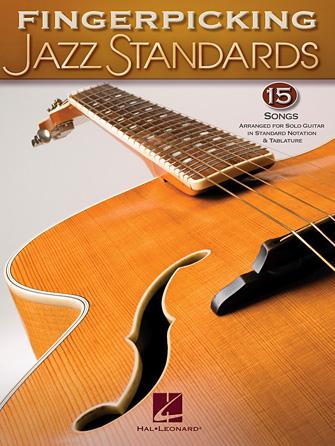 Product Cover for Fingerpicking Jazz Standards