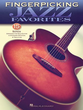 Product Cover for Fingerpicking Jazz Favorites