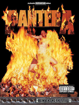 Product Cover for Pantera – Reinventing the Steel