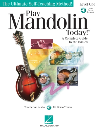 Product Cover for Play Mandolin Today! – Level 1