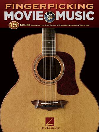 Product Cover for Fingerpicking Movie Music