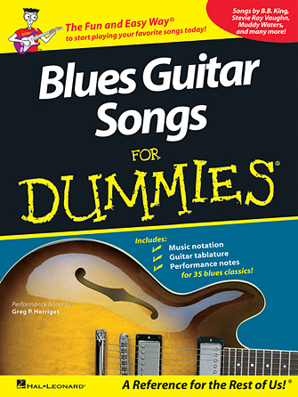 Product Cover for Blues Guitar Songs for Dummies